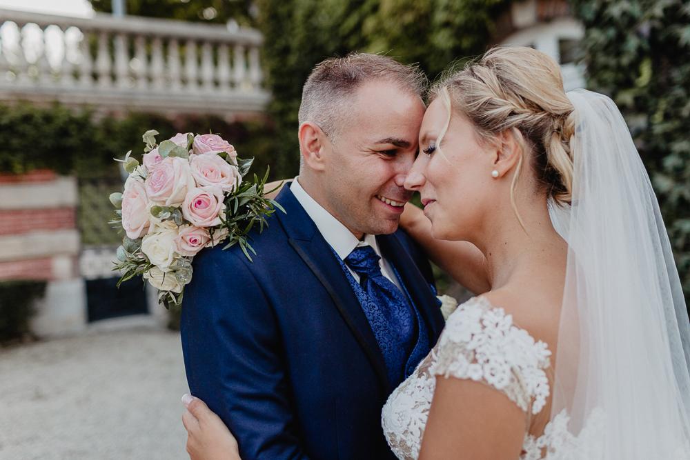 MARIAGE AU CHATEAU DE LA COMTESSE LAFONT A EPERNAY