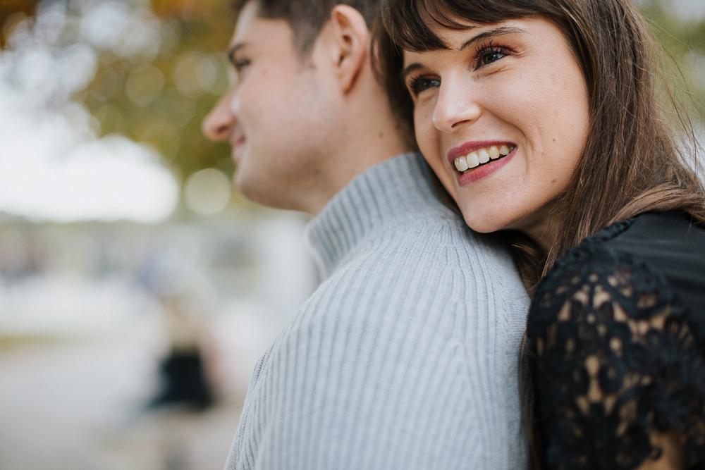 DEMANDE EN MARIAGE AU JARDIN DES TUILERIES