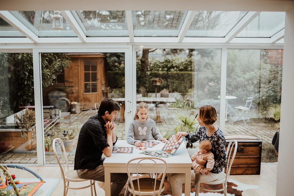 SEANCE FAMILLE A DOMICILE PRES DE PARIS
