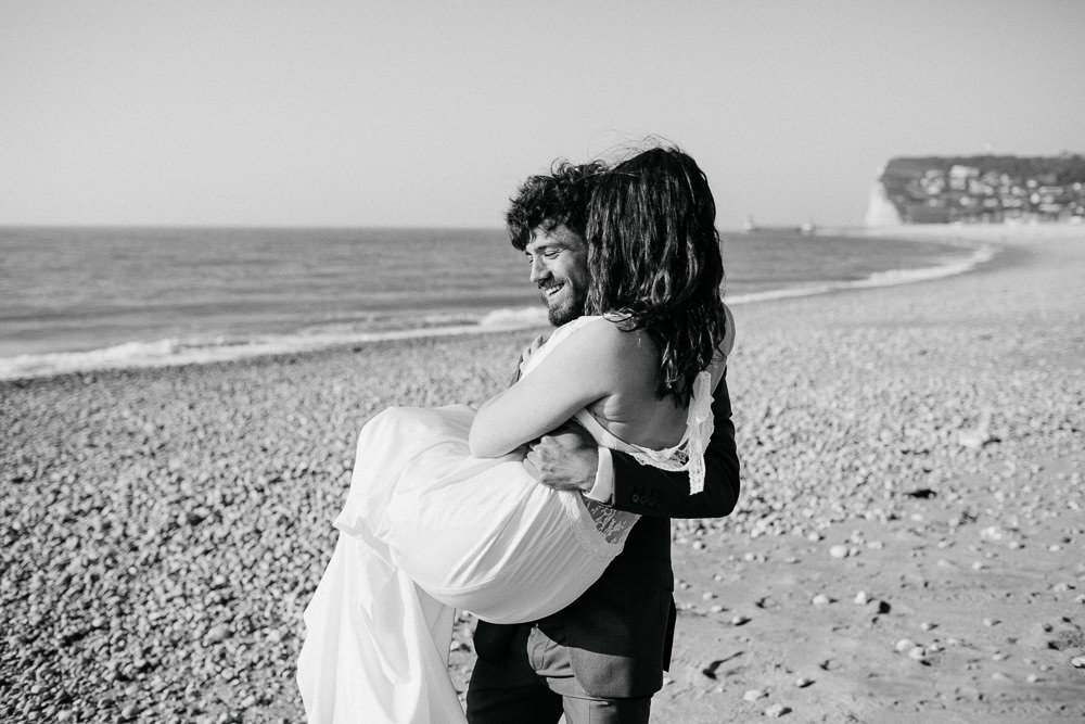photographe mariage normandie fecamp