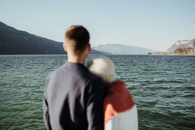 photographe mariage couple savoie